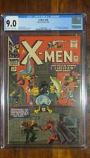 X-Men # 20 May 1966 CGC 9.0  Off White to White pages
