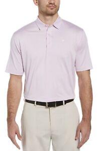 NWT Men's Callaway Pink OptiDri Golf Polo Shirt Size Medium, Large, XL, 2XL $70