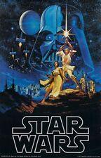 STAR WARS Movie Poster 24x36 inch Empire Strikes BACK RETURN of the JEDI