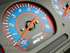 MG-ZR Rover speedo clock dash panel interior bulb light upgrade custom dial kit