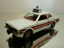 CORGI TOYS 1:43 - FORD CORTINA POLICE  402  - GOOD CONDITION