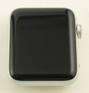 Apple Series 3 A1859 42mm Watch GPS Aluminum Silver; ABTS 484712