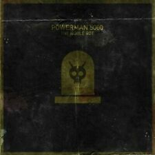POWERMAN 5000 - The Noble Rot CD Black Lipstick We Got The Beat