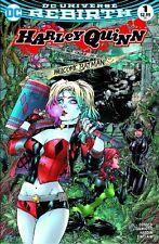 Harley Quinn #1 DC Rebirth Ed Benes VARIANT Cover Art Batman Catwoman Poison Ivy