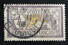 Timbre de FRANCE / FRENCH Stamp - Yvert et Tellier n°122 obl (Cyn21)
