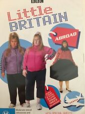 LITTLE BRITAIN - Abroad  DVD Region 4