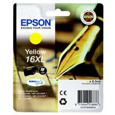 Cartuchos de tóner de impresora amarillo compatible Epson