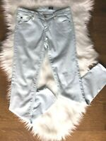 AG Adriano Goldschmied Womens Super Skinny Legging Ankle Jean Size 28R 28x26