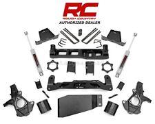 "2007-2013 Chevrolet GMC 1500 4WD 6"" Rough Country Lift Kit w/N3 [23630]"