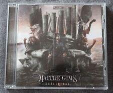 CD de musique rap subliminal sans compilation