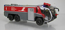 """Wiking 062605 Rosenbauer FLF Panther 6x6 """" Flughafen Braunschweig-Wolfsburg """""""