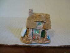 Lilliput Lane The Cuddy Figurine 1996 English Collection Hand Made In England