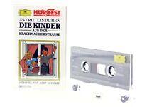 Die Kinder aus der Krachmacherstraße Astrid Lindgren DGG Hörfest Hörspiel MC