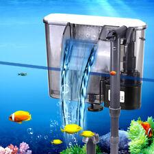 Filtres de réservoir de poisson de filtration Suspension externe Filtre aquarium
