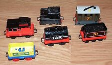 Genuine Gullane Thomas The Train Magnetic Carts / Caboose / Storybook Car *READ*