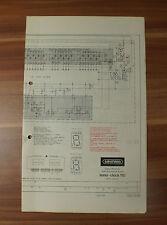 Dispositivo musicale sono-clock 110 Grundig Service Manual Istruzioni di servizio