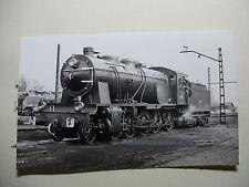 ESP259 - c1950s MZA (RENFE) RAILWAY - STEAM LOCOMOTIVE No240-2360 PHOTO Spain