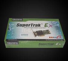 Promise SuperTrak EX 8658 (STEX8658) OVP | 1.2 GHz SATA+SAS RAID-Controller HBA
