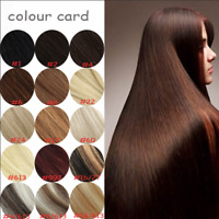 14inch-30inch Full Head 100g120g 100% Clip in Human Hair Extensions High Quality
