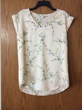 NWT Express Floral Top - M