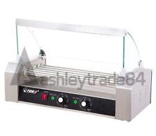 1kw Commercial 5 Roller Hot Dog Grill Cooker Machine 220v