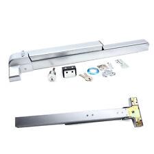 "Commercial Grade Door Push Bar Panic Bar Exit Device Hardware 30""-36"" Heavy Duty"
