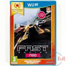Jeu Fast Racing Neo - Nintendo Selects [VF] sur Nintendo Wii U NEUF Blister