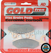 Taishan 150 Explorer Quad Rear Sintered Brake Pads 2004 - Goldfren