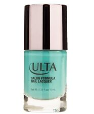 ULTA Salon Formula Nail Lacquer Polish, Mint Condition, 10 ml / .33 fl oz
