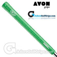 Avon Chamois II Golf Grips - Green x 9