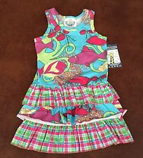 Corky's Kids Sealife Fish Dress For 24 Month Girl