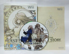 The Last Story Wii (Nintendo Wii, 2012)(JAPAN Import ONLY) Complete with Manual