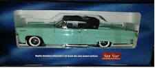 1958 LINCOLN CONTINENTAL MK III Diecast 10inch SUNSTAR 1:18 PLATINUM SS 5704 BLU