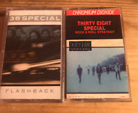 2 .38 Special Cassettes Flashback / Rock N Roll Strategy