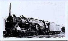 7D625 RP 1950s NORFOLK & WESTERN RAILROAD ENGINE #205