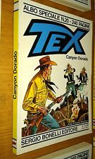 SPECIAL TEX WILLER-TEXONE # 20-CANYON DORADO-GIANCARLO ALESSANDRINI-2006