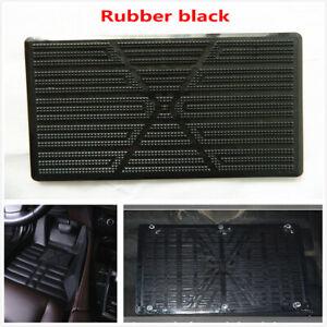 DIY Plastic Universal PVC Sheet Car Antiskid Floor Mats Carpet Pad Thin FootPads