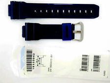 CASIO WATCH BAND: 10332042   BAND FOR DW-6900 BLUE