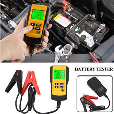 Hot 12-24V LCD Digital Car Autos Battery Tester Load Test & Tool Car Accessories