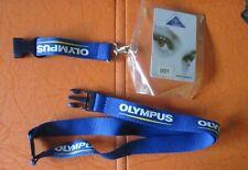 "Olympus Neck Strap  Lanyard Ribbon 22"" x 3/4"""