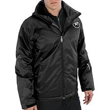 New Mens Rossignol Rav Insulated Ski Jacket Small Black