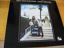 ART VAN DAMME  AND FRIENDS  LP PAUSA ITALY