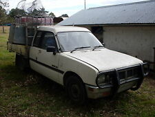 WRECKING ONLY X2 84 KB HOLDEN RODEO KING CAB & SINGLE CAB 2WD & 4X4
