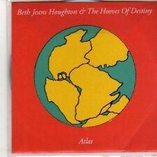 (DB45) Beth Jeans Houghton & The Hooves Of Destiny, Atlas - 2012 DJ CD