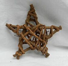 Rustic Twig Star /  Tree Topper -  BNWT