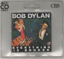 "bob dylan - everything is broken 3""   cd single"