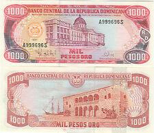 DOMINICAN REPUBLIC $ 1000 Y 1997 P-158 UNC CAT PR $120