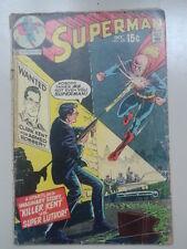 SUPERMAN # 230 (DC, 1970)
