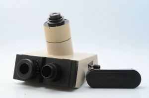 Clean Visibility Olympus Trinocular Head Microscope for BH-2,BHS,BHTU 23mm 21211