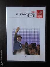 DVD 1993 LA ULTIMA VICTORIA DE FELIPE - CAJA FINA - LEER DESCRIPCION